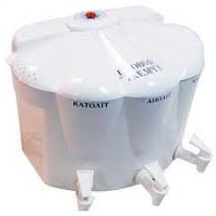 Водоочиститель Эковод ЭАВ-6 Жемчуг с блоком