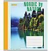 Зошит 36арк. лін. 1В Nordic by nature №763597(15)(240), фото 3