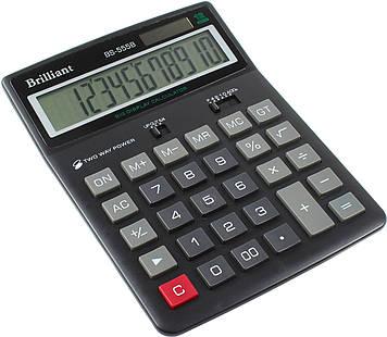 """Калькулятор """"Brilliant"""" №BS-555B (12-розряд.)(10)"""
