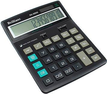 """Калькулятор """"Brilliant"""" №BS-999В (16-розряд.)(10)"""