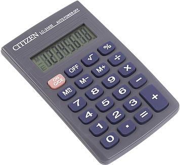 """Калькулятор """"Citizen"""" №LC-310N (8-розряд.,кишеньк.)(20)(50)"""