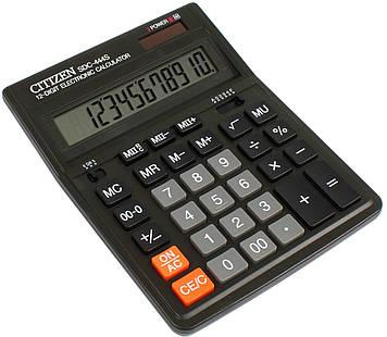 "Калькулятор ""Citizen"" №SDC-444S (12-розряд.)(10)"