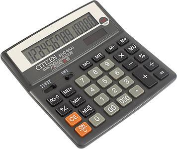 "Калькулятор ""Citizen"" №SDC-640( 14-розряд.)"