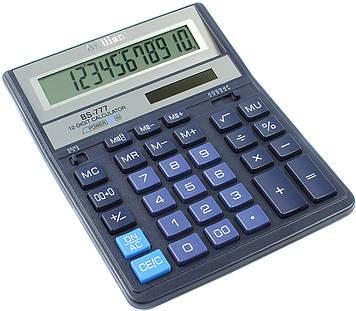 """Калькулятор """"Brilliant"""" №BS-777BL (12-розряд.)(10)"""