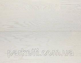 Паркетная доска Focus Floor Дуб Brisk Matt 3-полосный, серое масло