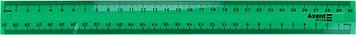 Лінійка пласт. 30см №D9800-02 зелена(30)