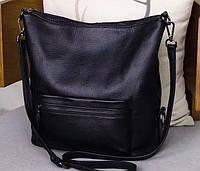 Стильная кожаная сумка . Кожаная сумка для женщин. Сумка из натуральной кожи.