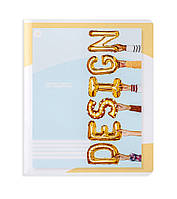 """Зошит 96арк. кліт. карт.обкл. """"Повітряні кульки"""" №19452/Поділля/(10)(120)"""