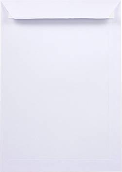 Конверт пошт. C4 (0+0) (біл.) скл 229х324 №4040(250)