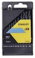 Набір сверл по металу Stanley 13 шт STA56015