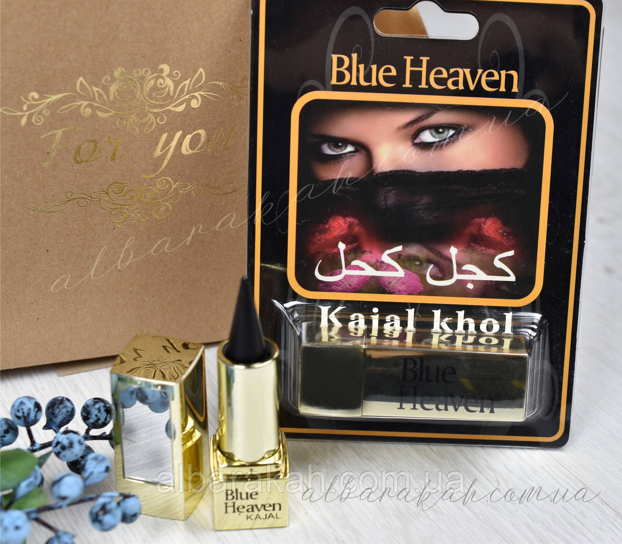 Сурма Blue Heaven ( Підводка для очей )
