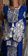 """Вишита сукня """"Волошка"""", фото 1"""
