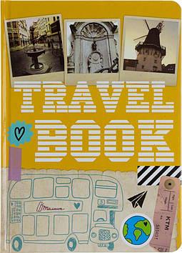 "Книжка A5 ""Альбом друзів: Travelbook4"" (укр.) №4504/Талант/"
