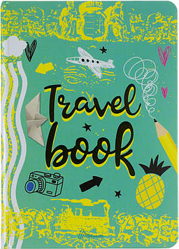 "Книжка A5 ""Альбом друзів: Travelbook1"" (укр.) №4501/Хист/"