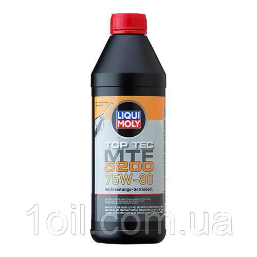 Масло трансмиссионное LIQUI MOLY TOP TEC MTF  5200  75W-80    1л