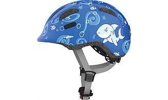 Велошлем ABUS SMILEY 2.0 Blue Sharky