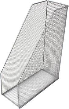"""Лоток вертик. """"Axent"""" №2120-03 метал. сріблястий 100х250х320мм"""