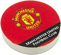 """Гумка """"Kite"""" Manchester United круг. №MU14-100K(70)(840)"""