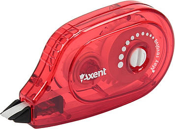 "Коректор стрічк. ""Axent"" 5ммх6м,бордовий №7009-05(1)(48)"