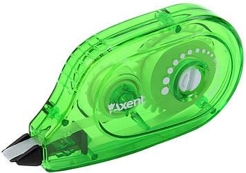 "Коректор стрічк. ""Axent"" 5ммх6м,зелений №7009-04(1)(48)"