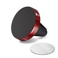 Автомобильный магнитный держатель для телефона Olaf Mini Magnetic Car Holder AM441 Red, фото 1