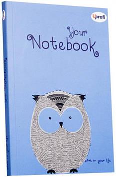 "Блокнот B6 64арк. ""Artbook,blue"" №50285/Profiplan/"