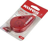 """Коректор стрічк. """"Kores"""" 15мх4,2мм,Roll On №84723(10)"""