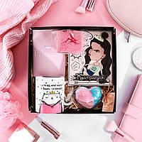 """Подарочный набор для женщины. Подарок девушке. Подарок девушке на день рождение.  """"Принцесса"""""""