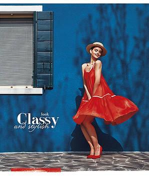 "Зошит 96арк. лін. Школярик ""Look classy and stylish"" Уф лак №096-2642L(5)(50)"