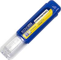 "Коректор-ручка метал. нак. ""Economix"" 10мл №E41310(12)"