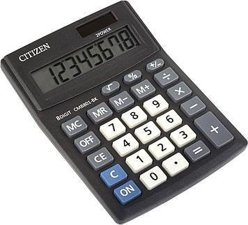 "Калькулятор ""Citizen"" №CMB801-BK"