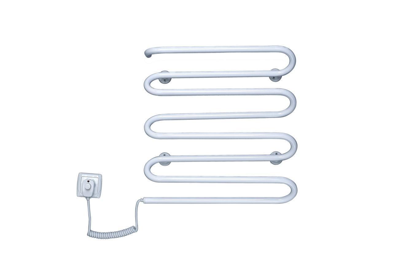 Полотенцесушитель электрический Элна - волна 8 (б-пр)