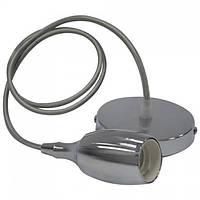 Светильник подвесной Horoz Electric WEBER Е27 хромовый цвет (021-008-0001), фото 1