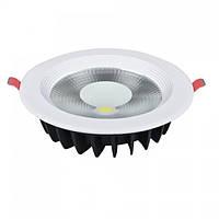Светильник светодиодный Horoz Electric VANESSA-20 врезной 20Вт 1470Лм 6400K (016-044-0020), фото 1