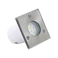 Светильник светодиодный тротуарный Horoz Electric Inci 1.2Вт 75Лм 4000К нейтральный свет