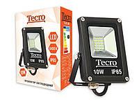 Прожектор світлодіодний Tecro TL-FL-10B 10Вт LED 700Лм 6400К холодне світло (TL-FL-10B)