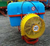 Опрыскиватель вентиляторный садовый навесной Jar-Met 800 л, фото 1