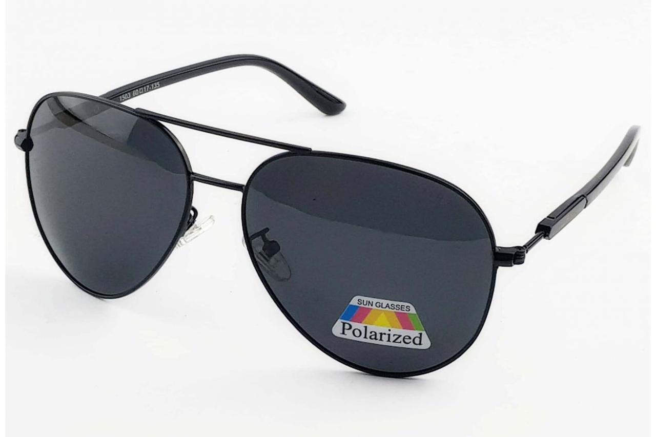 Очки солнцезащитные Авиатор 1513 Polaroid