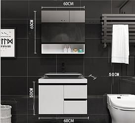 Комплект мебели для ванной Wallace House RD-300