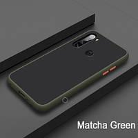 Чехол matcha green для Xiaomi Redmi Note 8T (ксиоми редми нот 8т), фото 1