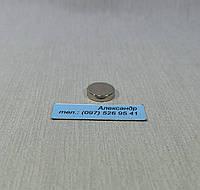 Неодимовый магнит, диск 12мм / 3мм (2.5кг), фото 1