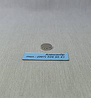 Неодимовый магнит, диск 10мм / 2мм (1.2кг), фото 1
