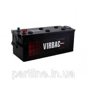 Аккумулятор 6СТ-140 Virbac Classic, пусковой ток 680En, 513х189х223, гарантия 12 мес., эконом класс
