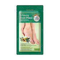 Маска-носки отшелушивающая (размер 40-45) ТМ Скинлайт / Skinlite 1 пара