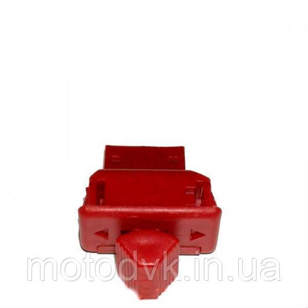 Кнопка поворотов на скутер Honda Dio AF-18 (красная)