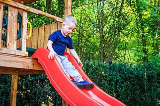 Гірка дитяча HAPRO (Голландія) 3м червона, фото 3