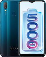 """Смартфон ViVo Y11 3/32GB Dual Sim Mineral Blue; 6.35"""" (1544х720) IPS / Qualcomm Snapdragon 439 / ОЗУ 3 ГБ / 32 ГБ встроенной + microSD до 256 ГБ /"""