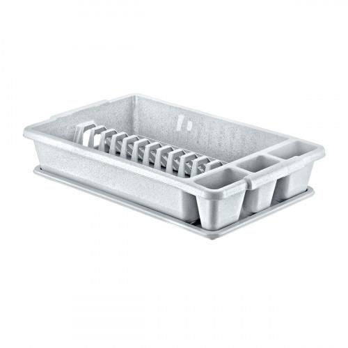 Сушка для посуды Irak Plastik 44,5*26*9 см Ton-ton И-130