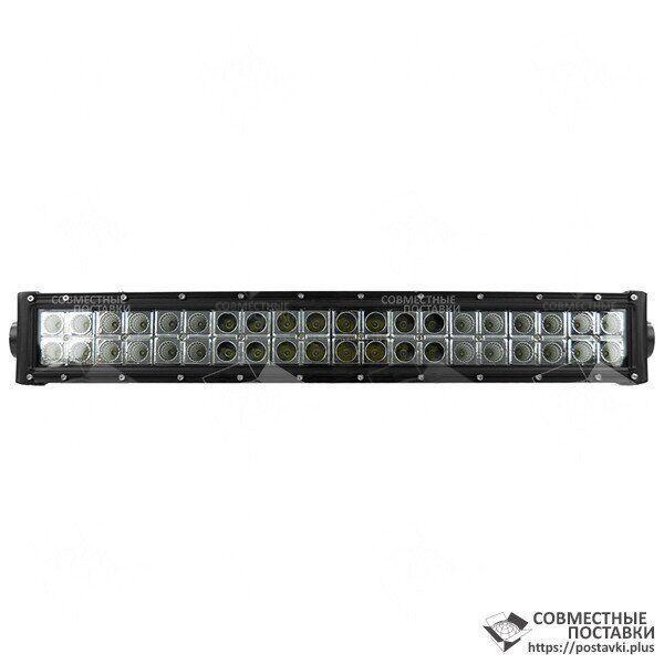 Фара дополнительная LED 120W (40x3W CREE) планкоподобная, 8800lm, 9-32V (Combo) люстра 950-990330003