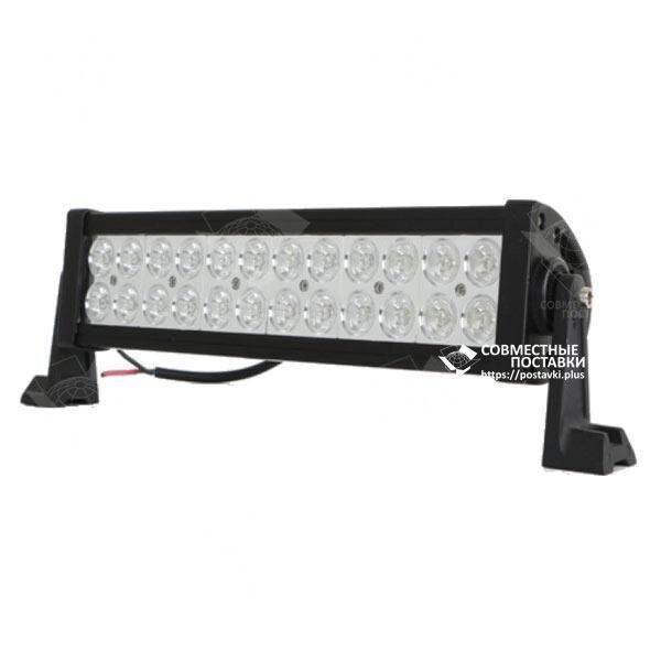 72W / 60 (24 x 3W / Гибридный луч, L = 34 см) 5700 LM LED панель LB0026C (Польша)